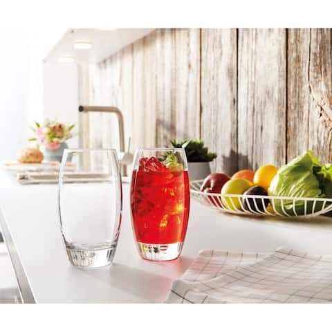 Luminarc Oxygen 16 Ounce Cooler Glass, Set of 4