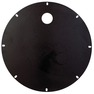 AK Industries  20.5 in. Dia. Steel  Catch Basin Cover