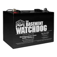 Basement Watchdog  Maintenance Free Battery