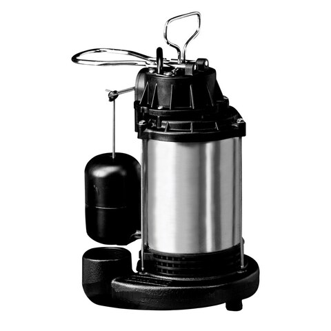 Wayne 1 hp 6100 gph Stainless Steel Submersible Sump Pump