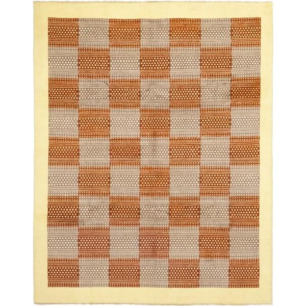 Shop Haku Geometric Moroccan Tribal 8x10 Area Rug 8 X