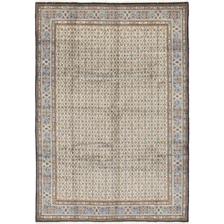 "Mood Persian Blue Area Rug - 7'2"" x 10'3"""