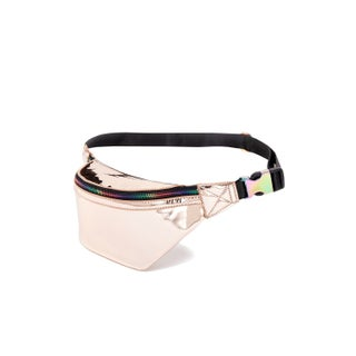 Like Dreams Jo Metallic Fashion Fanny Pack