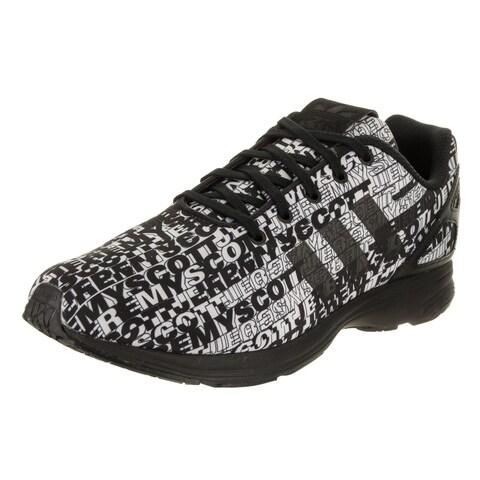 Adidas Men's JS ZX Flux Tech Logo Originals Casual Shoe
