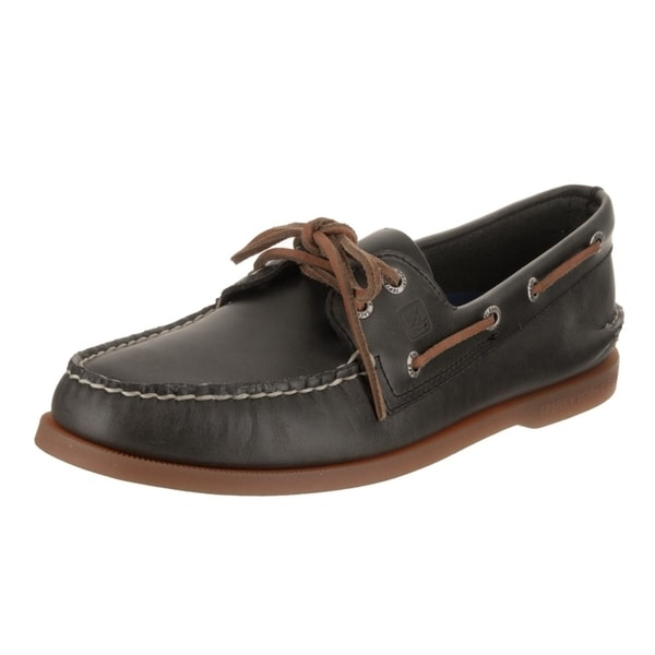 7788208566 Shop Sperry Top-Sider Men s Authentic Original 2-Eye Cyclone Boat ...