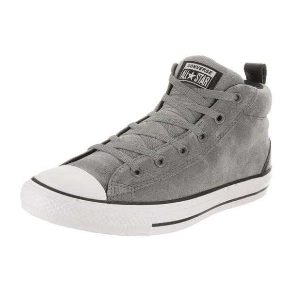 02f32ffbf703 Shop Converse Unisex Chuck Taylor All Star Street Mid Casual Shoe ...