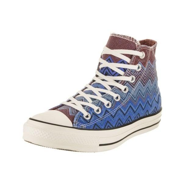 Shop Converse Unisex Chuck Taylor All Star Missoni Hi Casual Shoe ... 90e54bba7