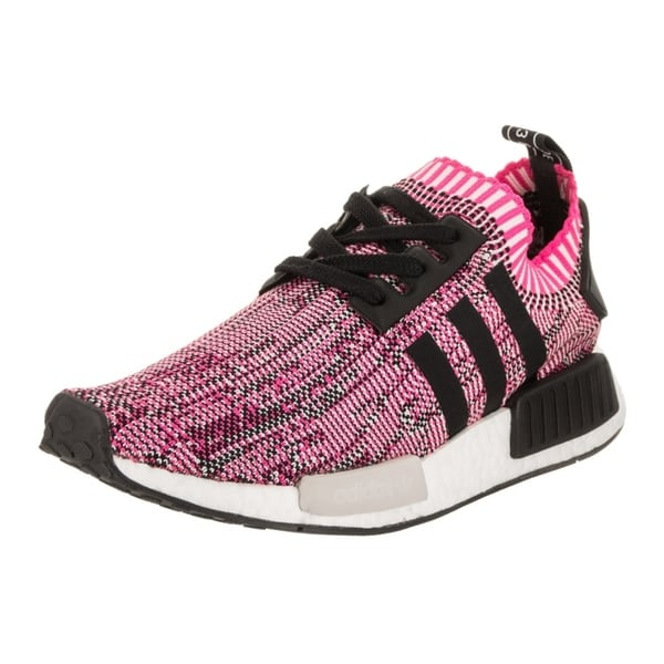 0a1316e59 Shop Adidas Women s NMD R1 Primeknit Originals Running Shoe - Free ...