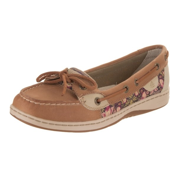 Shop Sperry Top-Sider Women s Angelfish Liberty Loafers   Slip-Ons ...