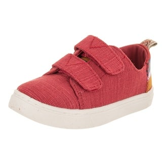 Toms Toddlers Tiny Lenny Casual Shoe
