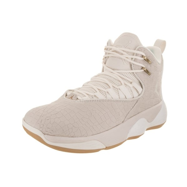 Nike Jordan Herren Super.Fly MVP L Synthetic Leather Trainer