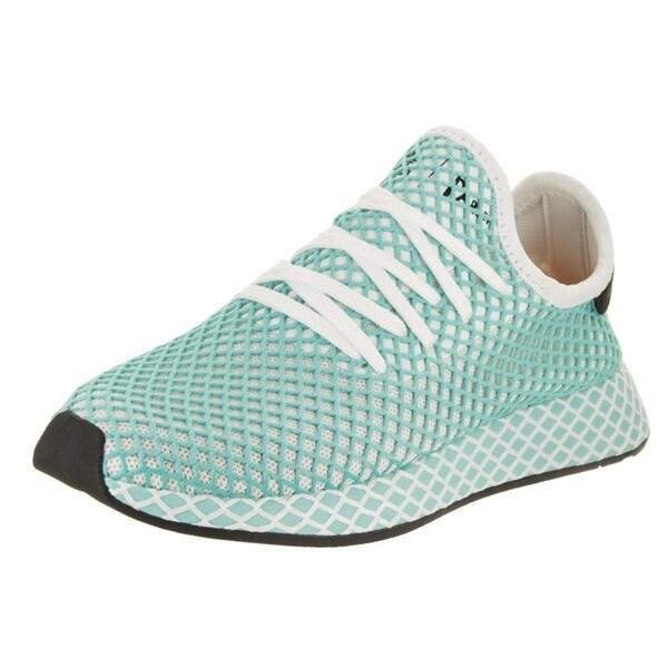 pretty nice 0b8d4 d4a02 Adidas Womenx27s Deerupt Runner Parley Originals Running Shoe