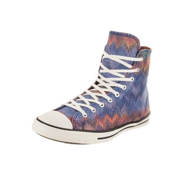 3831c6f32a38 Converse Women  x27 s Chuck Taylor All Star Fancy Missoni Hi Casual Shoe
