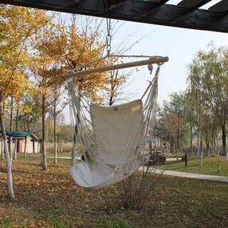 Garden Patio Porch Canvas Hammock Swing Dormitory Leasure Hanging Chair