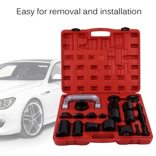 21pcs/set Car Truck Ball Joint Nice Deluxe Remover Installer Car Repair Tool