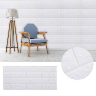 Bedroom Wall Paper 10 PCS Stone Brick Wall Background Modern 3D Wallpaper