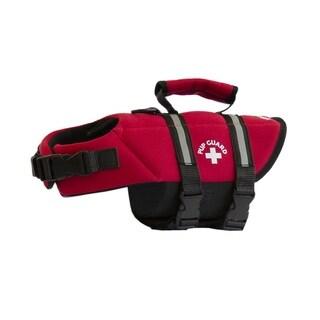 Travelin K9 Neoprene Design Pup Guard Dog Life Jacket - Extra Small