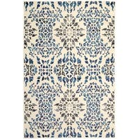 Alexandra Home Off-White (5'x8') Rug - 5' x 8'