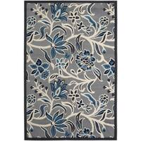 Miranda Home Grey (8'x10') Rug - 8' x 10'