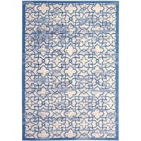 Amora Home Off-White (5'x8') Rug - 5' x 8'