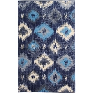 Chandler Home Navy (8'x10') Rug - 8' x 10'