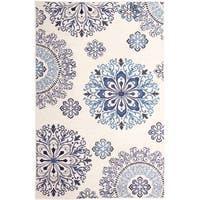 Priscilla Home Off-White (8'x10') Rug - 8' x 10'