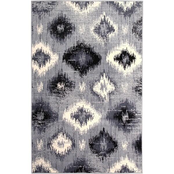 Chandler Home Grey (8'x10') Rug - 8' x 10'