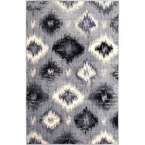 Chandler Home Grey (8'x10') Rug - 8' x 10'