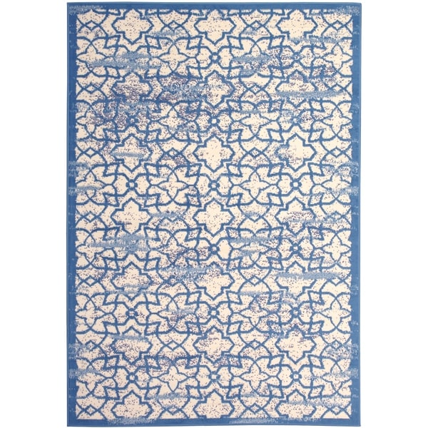 Amora Home Off-White (8'x10') Rug - 8' x 10'