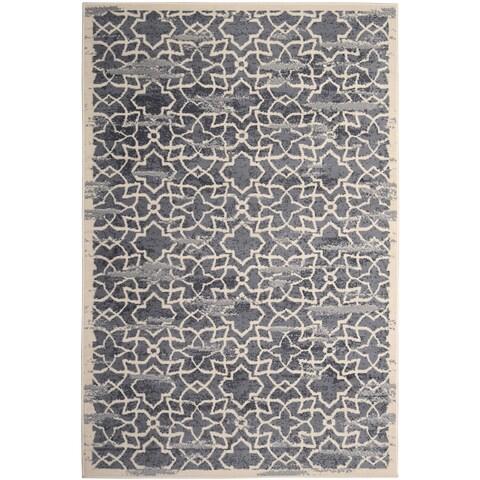 Amora Home Grey (8'x10') Rug - 8' x 10'