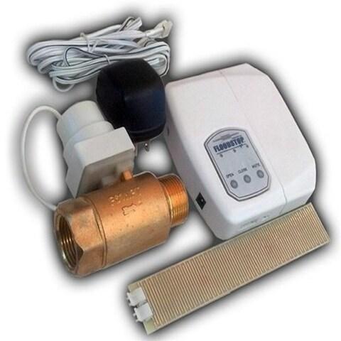 FloodStop Water Heater Auto-Shutoff Valve, FS3/4NPT, V4 Controller