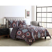 Copper Grove Logoysk Reversible Duvet Cover Set