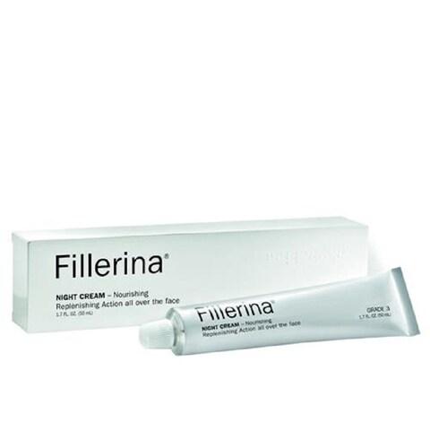 Fillerina 1.7-ounce Night Cream Grade 3