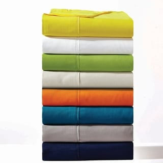 Link to Modern Threads 1800 Series 100 GSM 4-Piece Solid Microfiber Bed Sheet Set Similar Items in Bed Sheets & Pillowcases