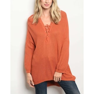 Orange Womens Sweaters Find Great Womens Clothing Deals Shopping