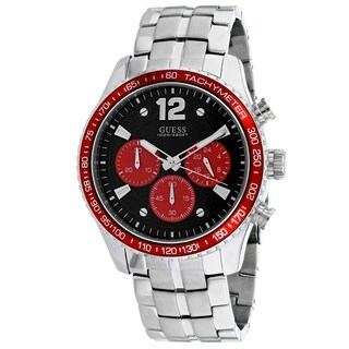 Guess Men's W0969G3 'Fleet' Chronograph Stainless Steel Watch