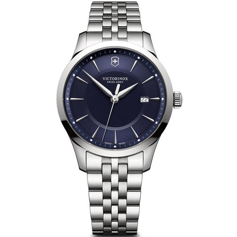 Victorinox Swiss Army Men's 241802 'Alliance' Stainless Steel Watch