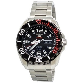 Seiko Men's SRPB35 '5' Automatic Stainless Steel Watch