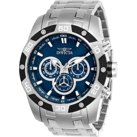 Invicta Men's 25839 'Speedway' Scuba Stainless Steel Watch