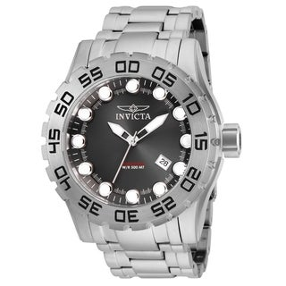 Invicta Men's 25090 'Pro Diver' Automatic Stainless Steel Watch