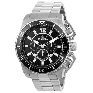 Invicta Men's 21952 'Pro Diver' Stainless Steel Watch