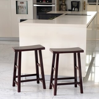 "Cambridge Casual Lucca 24"" Counter Stool (set of 2)"