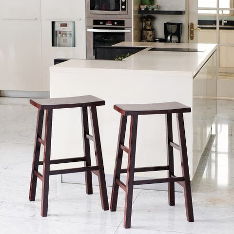 "Cambridge Casual Lucca 29"" Bar Stool (set of 2)"