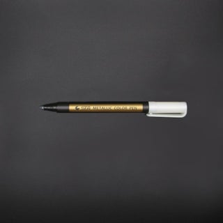 Assorted Colored Metallic Permanent Paint Markers Pens Metallic Marker Pen