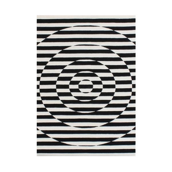 Shop The Alliyah Optical Illusion 3d Design 5 X 8 On Sale