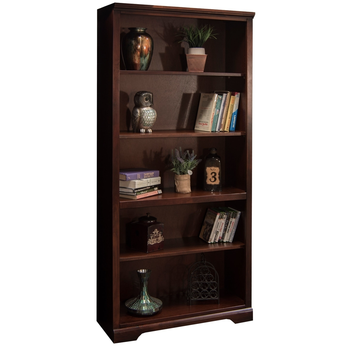 wholesale dealer d5c9b 1ff07 Buy Maple Bookshelves & Bookcases Online at Overstock | Our ...