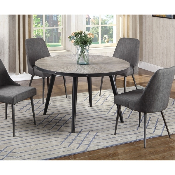 Best Master Furniture Urban Round Dining Table. Opens flyout.