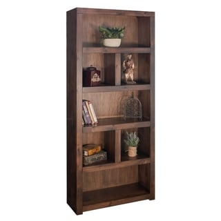 Carbon Loft Grimm 80-inch Whiskey Grand Bookcase