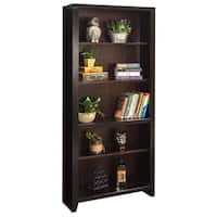 Copper Grove Rochefort 72-inch Mocha Bookcase