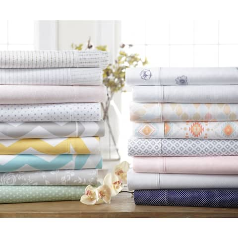 Becky Cameron Premium Ultra Soft Patterned Bed Sheet Set